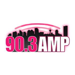 CKMP 90.3 Amp Radio Calgary FM