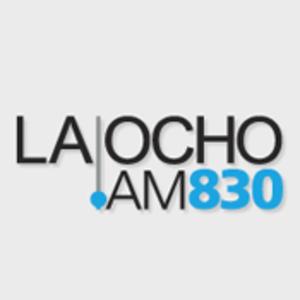 Radio La Ocho AM 830
