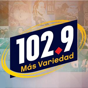 Radio KLQV - Más Variedad 102.9 FM