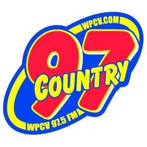 Radio WPCV - 97 Country 97.5 FM