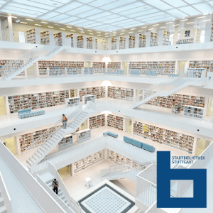 Podcast Stadtbibliothek Stuttgart