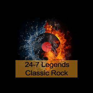 Radio 24-7 Niche Radio - Legends Classic Rock