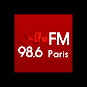Alfa 98.6 FM Paris