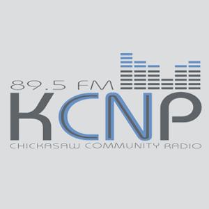 Radio KCNP 89.5 FM - Chickasaw Community Radio