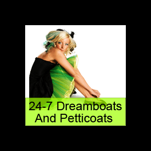 24-7 Niche Radio - Dreamboats and Petticoats