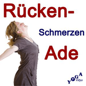 Podcast Yoga Vidya - Rückenschmerzen-Adé