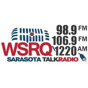 Radio WSRQ - Sarasota Talk Radio 1220 AM