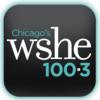 WSHE - Chicago's 100.3 FM