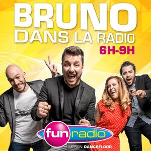 Podcast Bruno dans la Radio - Fun Radio