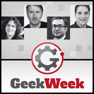 Podcast GeekWeek - BR