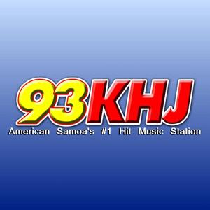 Radio KKHJ - 93 KHJ 93.1 FM
