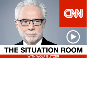 Podcast CNN THE SITUATION ROOM w/ Wolf Blitzer