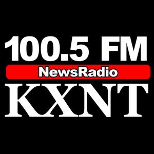 Radio KXNT-FM - News Radio 100.5 FM