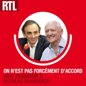 Podcast RTL - On n'est pas forcément d'accord