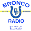KDPT LP Bronco Radio